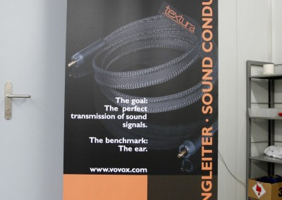 Roll Up Display