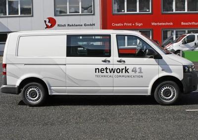 Autobeschriftung Network-41