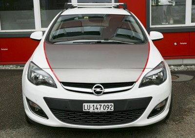 Carstyling Astra RR
